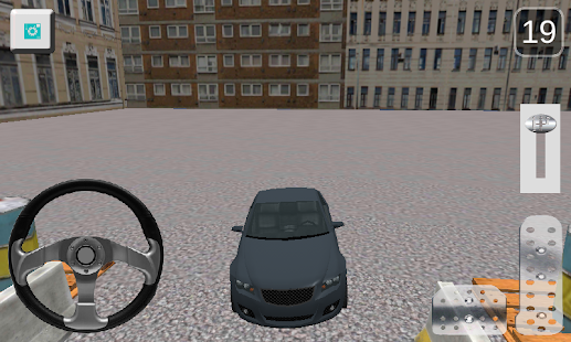 Sport Car Parking screenshot