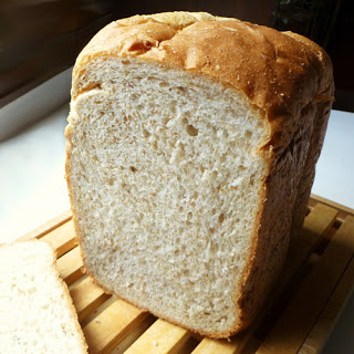 Whole Wheat Bread - In The Bread Machine