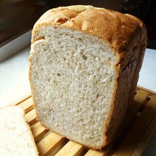 Whole Wheat Bread - In The Bread Machine.