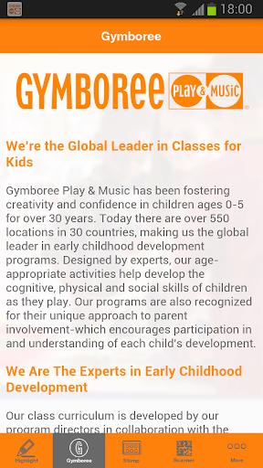 Gymboree Play Music Thailand