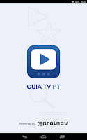 Screenshot of Guia TV PT