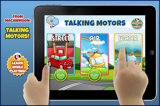 Talking Motors