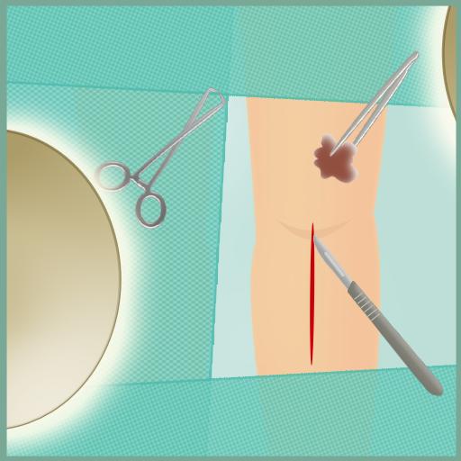 膝蓋手術 的遊戲 LOGO-APP點子