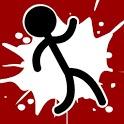 Stickman Creative death 2 icon