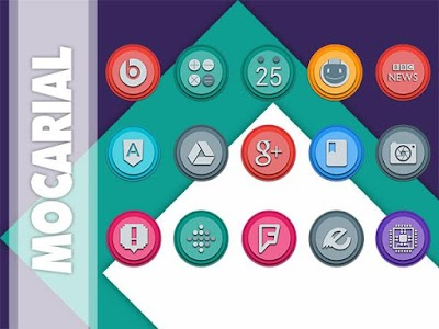 Mocarial Icon Pack v1.0.5