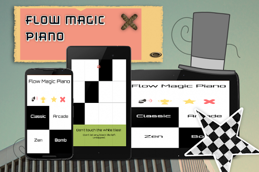 Flow Magic Piano Tiles