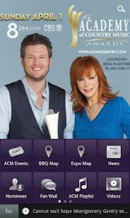 Academy of Country Music (ACM) - screenshot thumbnail