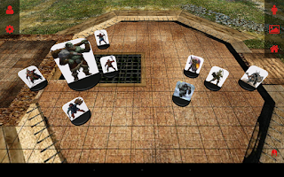 Screenshot of 3D Virtual Tabletop