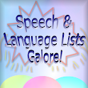 Speech & Language Lists Galore icon