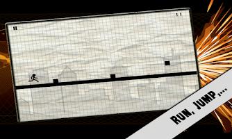 Screenshot of Line Runner