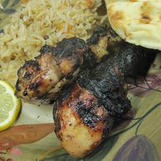 Ainaa's BBQ Chicken.