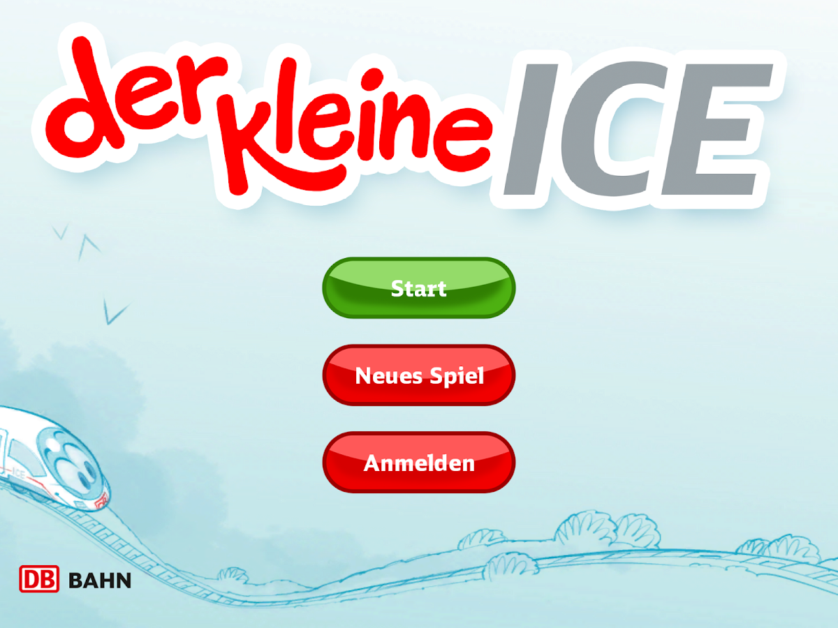 der kleine ICE – Screenshot