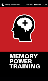 Memory Brain Training Games 2 - screenshot thumbnail