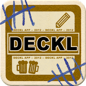 Deckl - THE coaster tool