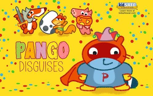 Pango Disguises - screenshot thumbnail