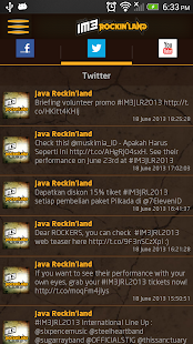 IM3 Java Rockin'Land- screenshot thumbnail