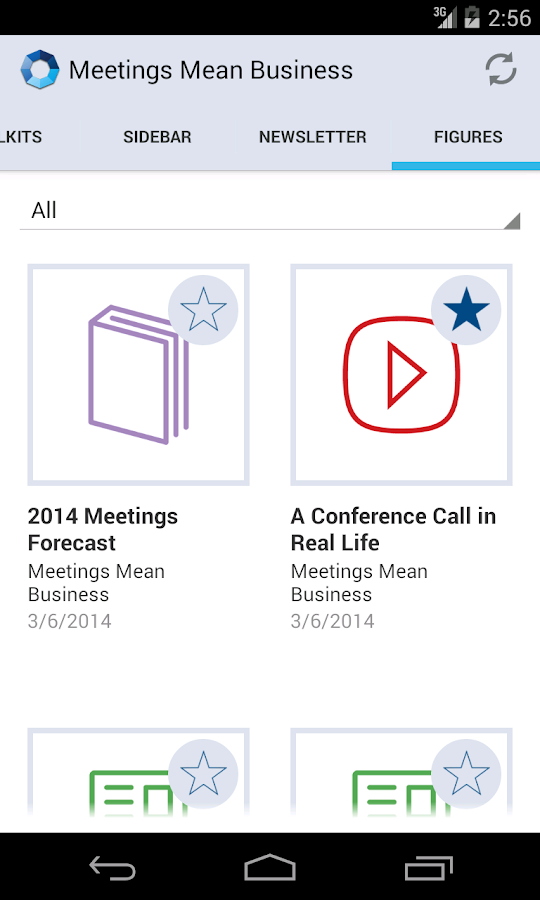 Meetings Mean Business- screenshot
