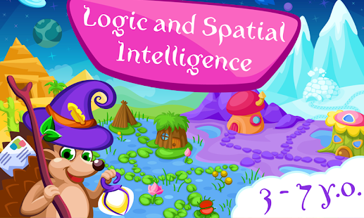 Logic & Spatial IQ Games for Parents and Families- screenshot thumbnail
