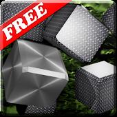 Metallic Cubes LWP FREE