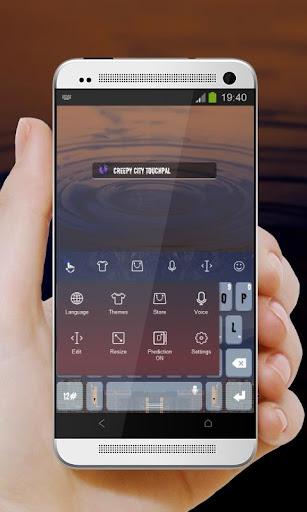 玩個人化App|令人毛骨悚然的城市 TouchPal免費|APP試玩