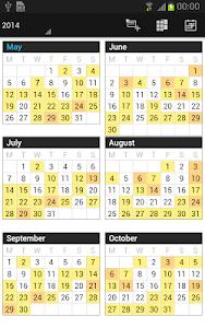 Business Calendar Pro v1.4.9.3