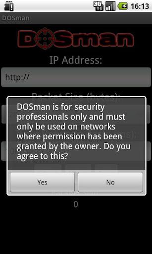 DOSman