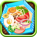 Salad Maker-Cooking game logo