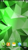Screenshot of S5 3D Live Wallpaper