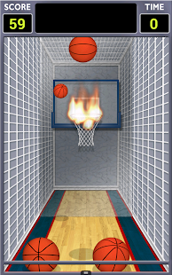 Mini Shot Basketball- screenshot thumbnail