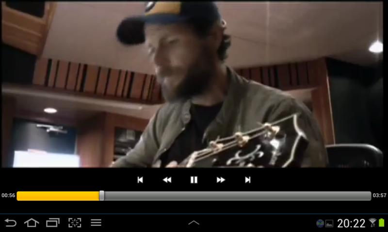 Background Video Player - screenshot