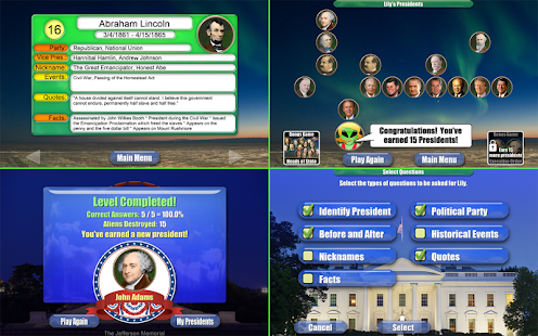 Presidents vs. Aliens®- screenshot thumbnail