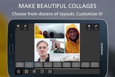 Autodesk Pixlr – photo editor Screenshot 1
