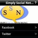 Simply Social Networking icon
