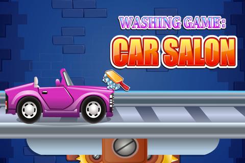 Washing Game : Car Salon