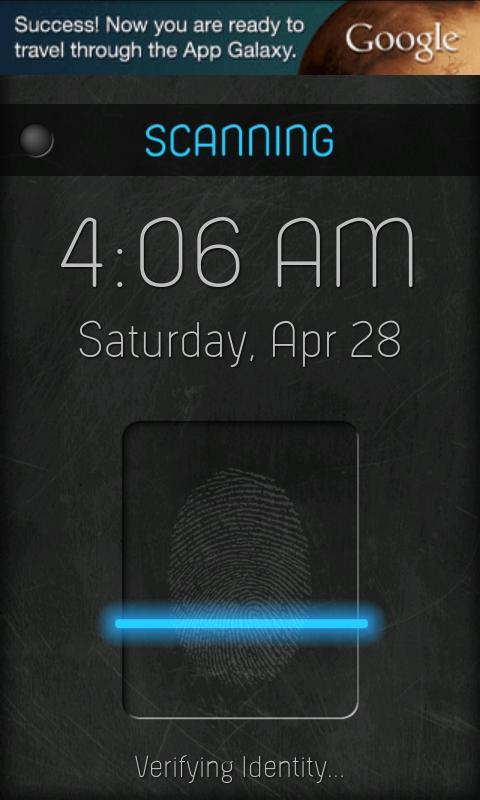 Android Parmak Izi Okuyucu Resimler