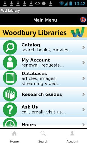 Woodbury U Library