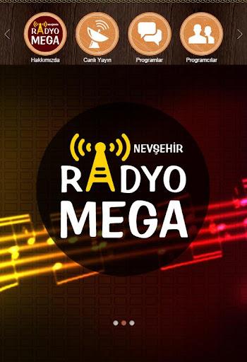Nevşehir Radyo Mega
