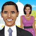 Obama Couple Dress Up icon