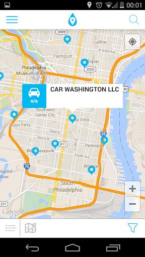 【免費交通運輸App】Car Wash Finder-APP點子