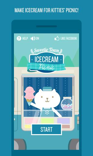 Icecream Picnic -Sweetie Town