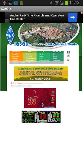 【免費通訊App】Radioamatori IQ5QD-APP點子