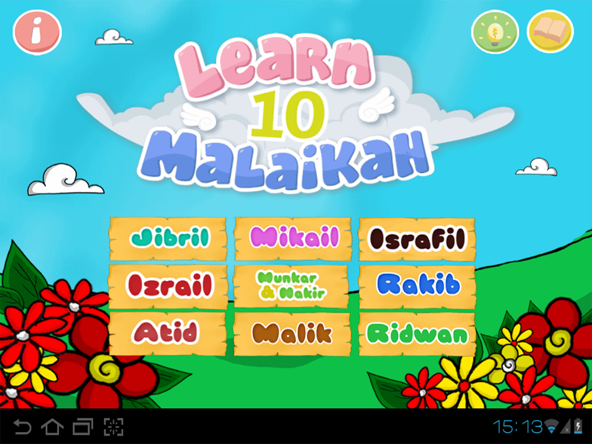 Learn 10 Malaikah- screenshot