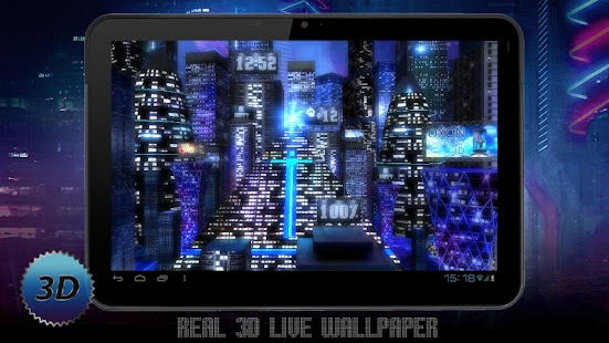 Space City Free 3D LWP