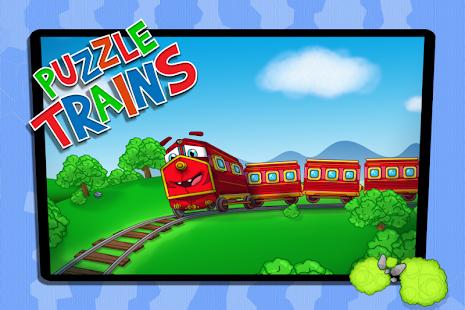 【免費解謎App】Puzzle Trains-APP點子