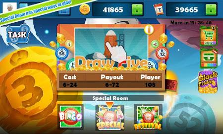 Bingo Fever - Free Bingo Game 1.10 screenshot 347787