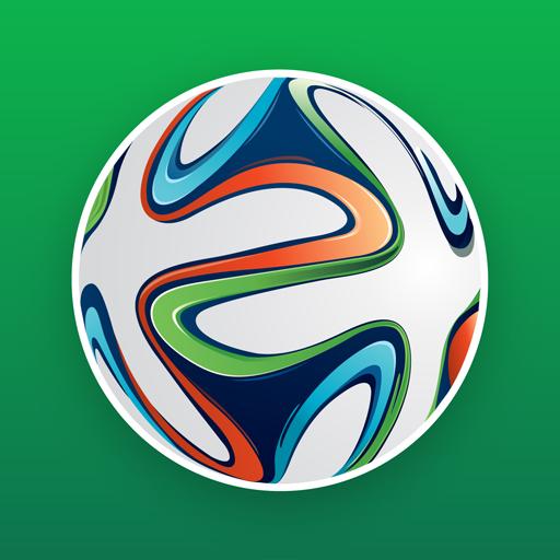 Eye On 2014 WorldCup: Football LOGO-APP點子