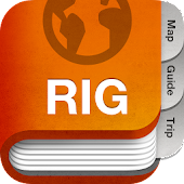 Riga City Guide & Map