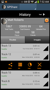 GPShare - GPS Tracking- screenshot thumbnail