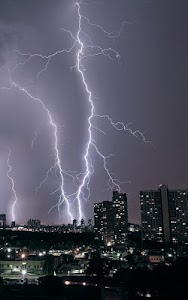 Thunderstorm Live Wallpaper screenshot 9