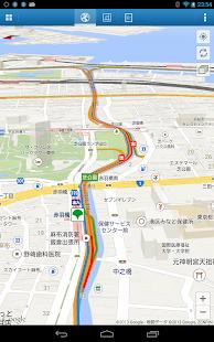 玩交通運輸App|渋滞ナビ Pro免費|APP試玩
